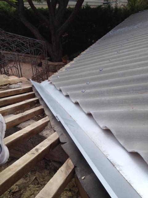 R paration toiture vidauban fr jus st rapha l var 83 - Noue en zinc ...